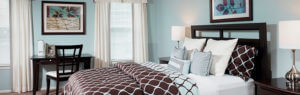 Korman Residential - Willow Shores Bedroom