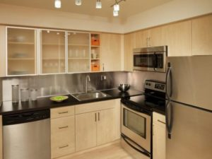 Korman Residential - Willow Shores Kitchen