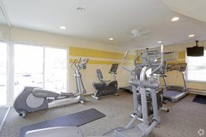 Korman Residential - Willow Shores Gym