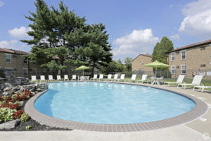 Korman Residential - Willow Shores Pool